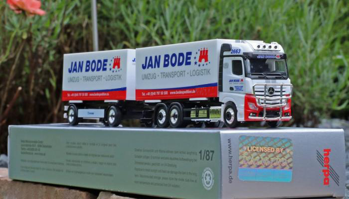 Exclusiv LKW Modell