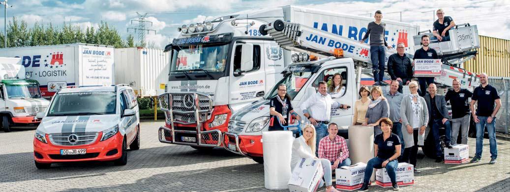 Neue Jobs bei Jan Bode